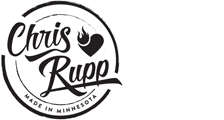 Chris Rupp Official Logo